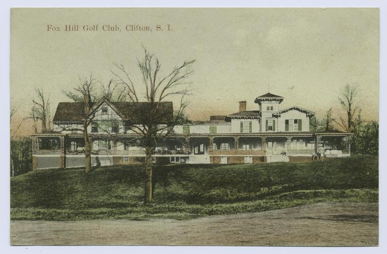 Fox Hills Golf Course Clubhouse, Staten Island