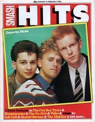 Smash Hits, January 21, 1982