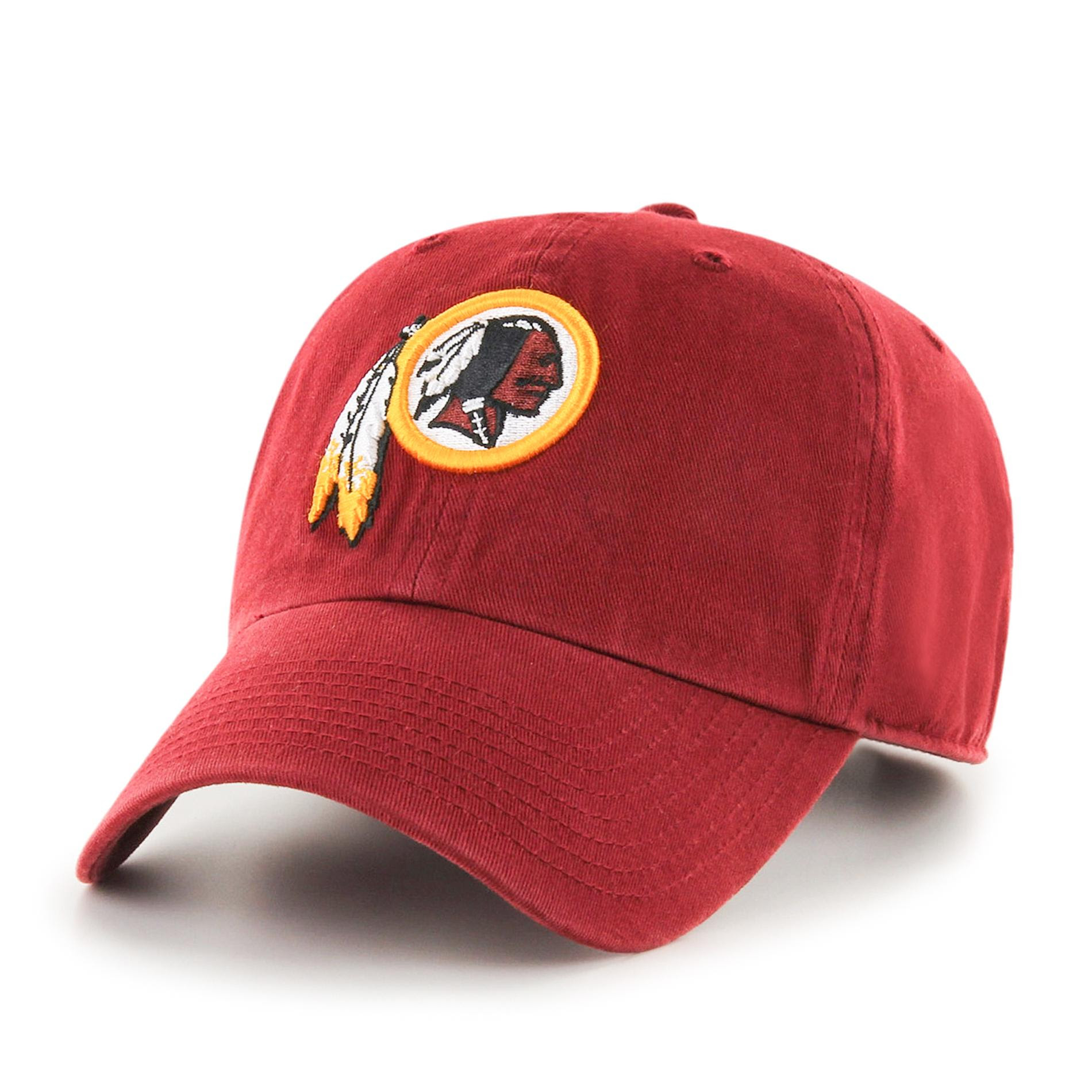NFL Mens Baseball Hat  Washington Redskins