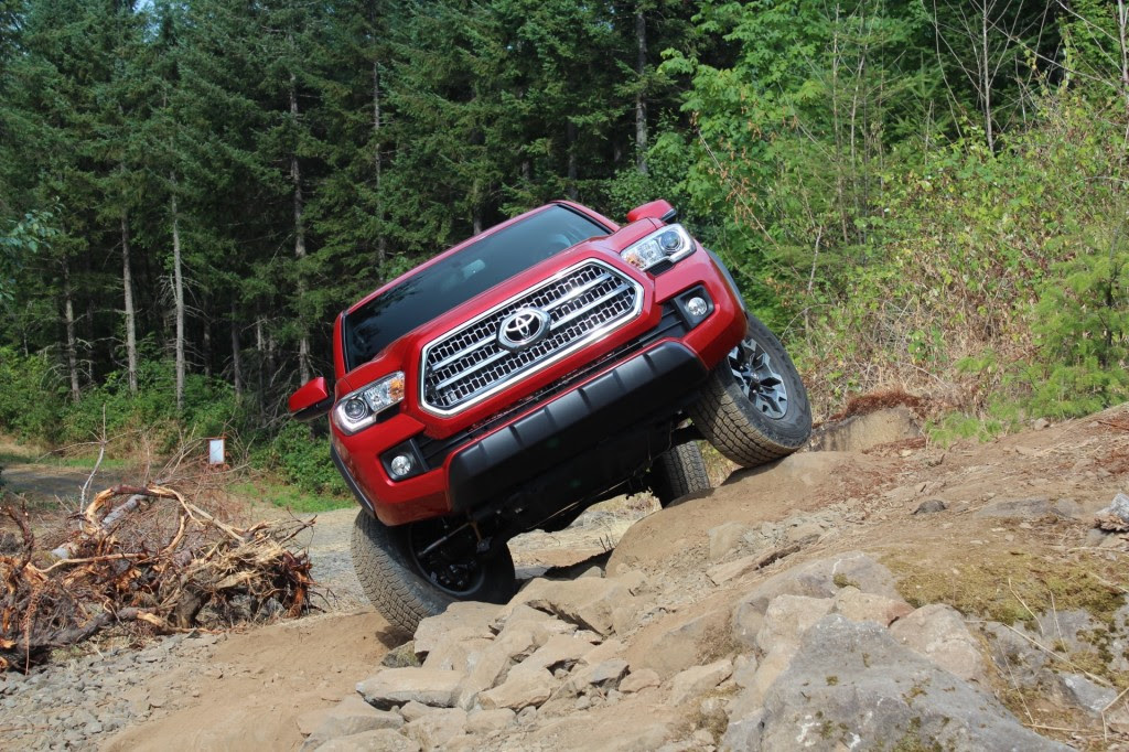 Image: 2016 Toyota Tacoma - First Drive, August 2016, size: 1024 x 682 ...