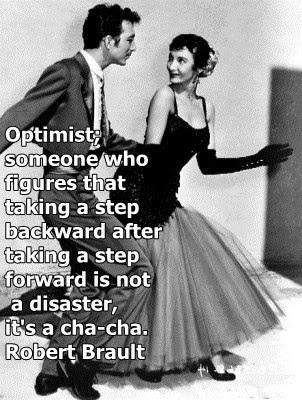 optimist…