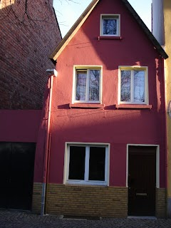 Osnabrück: Das rote Haus
