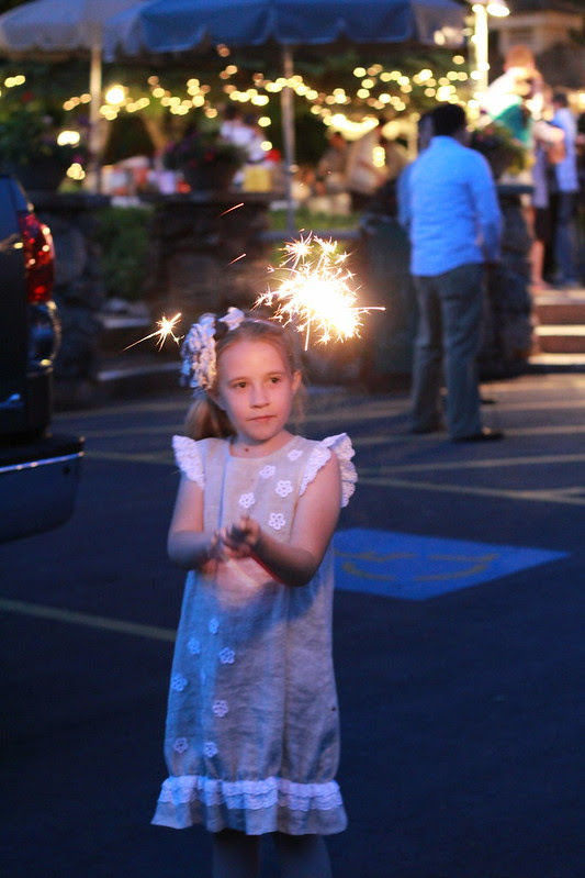 sparkler by replicate then deviate