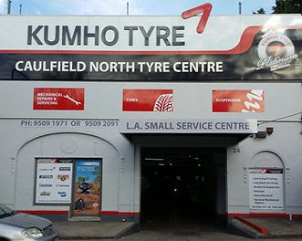 Caulfield North Tyre Centre About Us