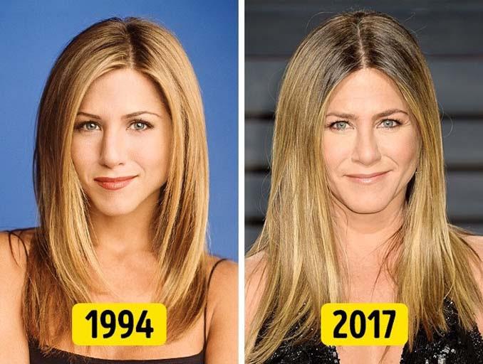 Πόσο άλλαξαν διάσημες γυναίκες του Χόλιγουντ μέσα σε μια 20ετία (14)