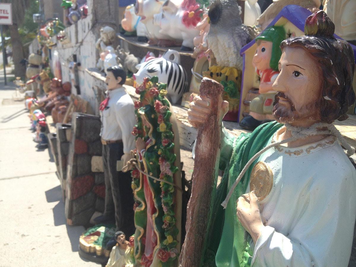 Malverde Y San Judas 89317 Usbdata