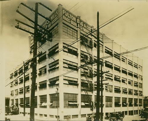 Fulton Bag Factory St. Louis