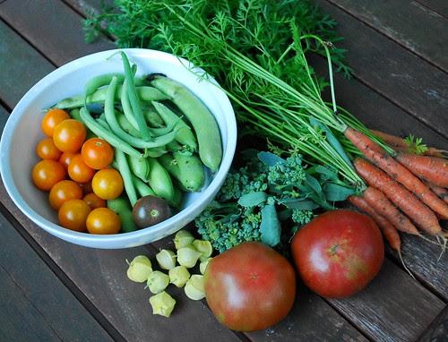 July Harvest 2