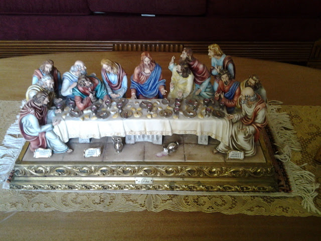 Last Supper By Cordese For Sale Antiquescom Classifieds