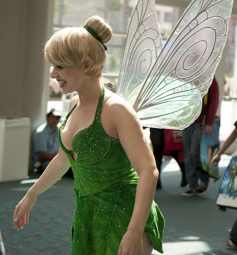 Sexy Tinkerbell Cosplay images (#Hot 2020)
