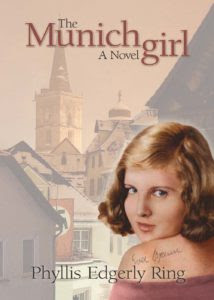 Munich Girl by Phyllis Edgerly Ring