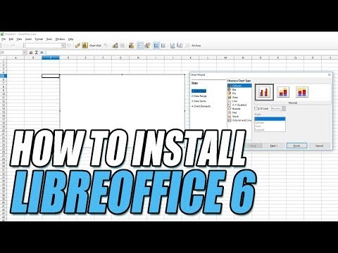 How to install new libreoffice 6 free open office suite 2018 - Installer open office windows 8 ...