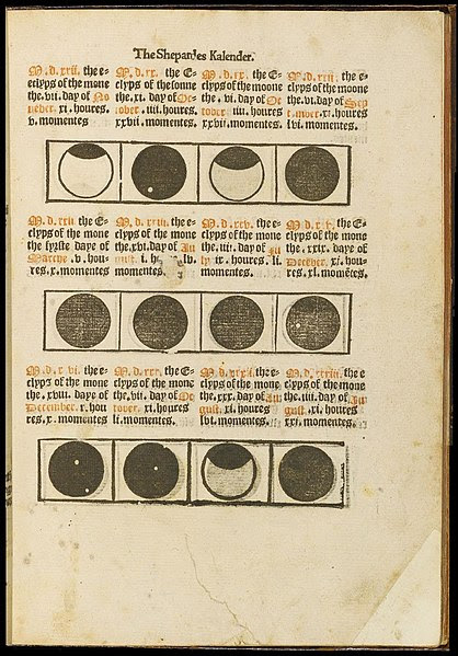 Tables for Eclipses of Sun and Moon