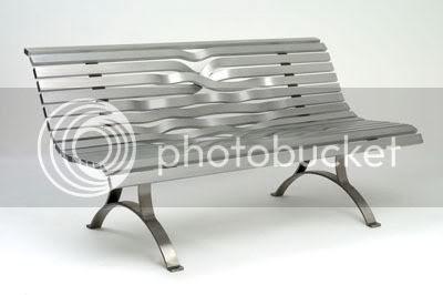 Aluminium Bench 1