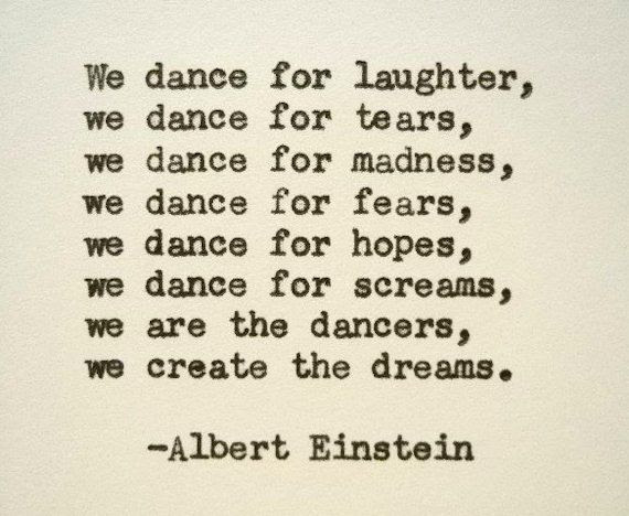 Quotes About Dancing Anywhere 35 Quotes