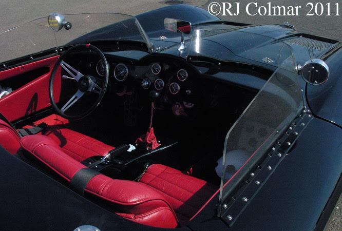 Chevrolet Corvette Stingray Concept Car (Replica)
