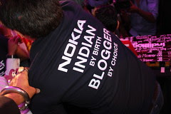 Nokia Indian By Birth Blogger By Choice by firoze shakir photographerno1