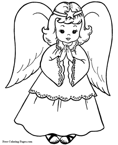 450 Christmas Coloring Pages.com Pictures