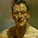 Reflection-Self-Portrait-Lucian-Freud-1985