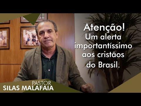 Atenção! Um alerta importantíssimo aos cristãos do Brasil.