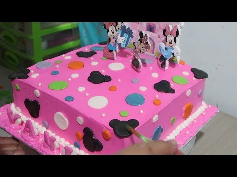 Bentuk Kue Ulang Tahun Anak Perempuan 01 Kue Ultah Pusat
