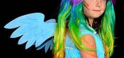 Rainbow Dash Temp Tattoos - Keropanda