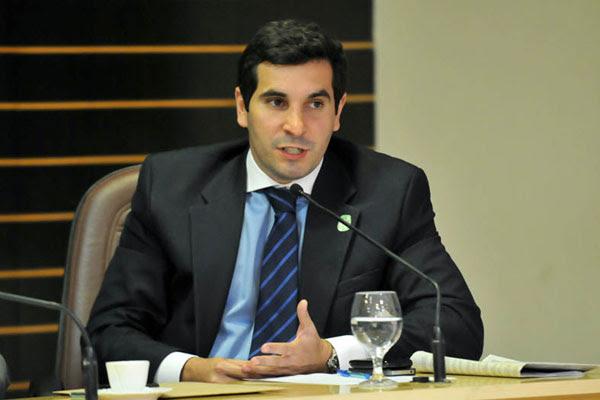 Bruno Macedo informou ao MP sobre dificuldades financeiras
