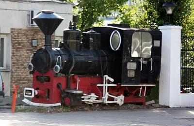 [steam engine]