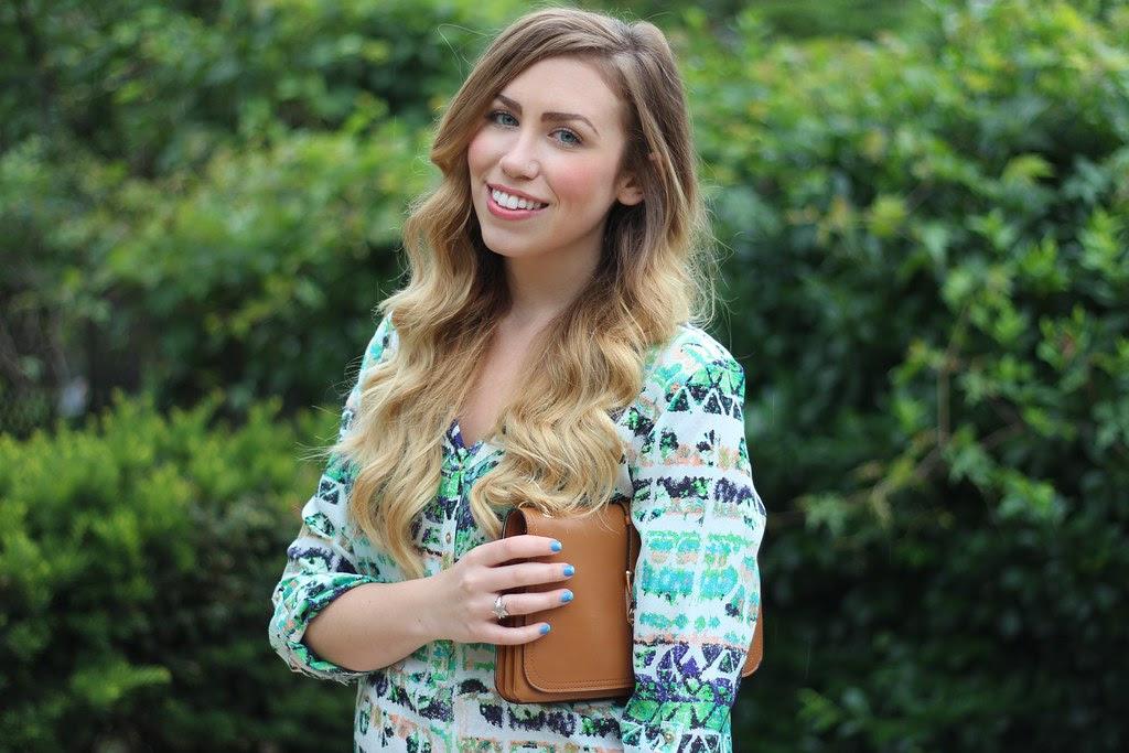 Living After Midnite: Jackie Giardina: East vs West Style Challenge: Denim Shorts