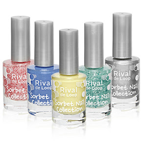 "Rival de Loop ""Sorbet Nail Collection"" Nail Colour"