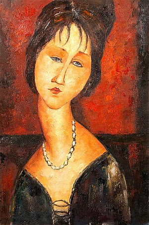 Modigliani amadeo12345