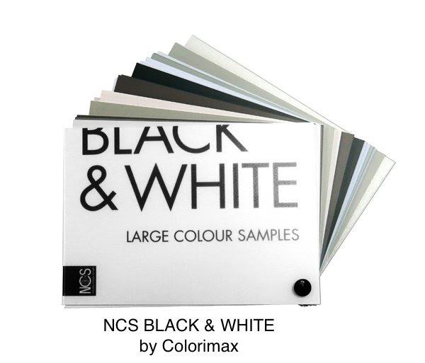 Nuancier Ncs Black White Colorimax