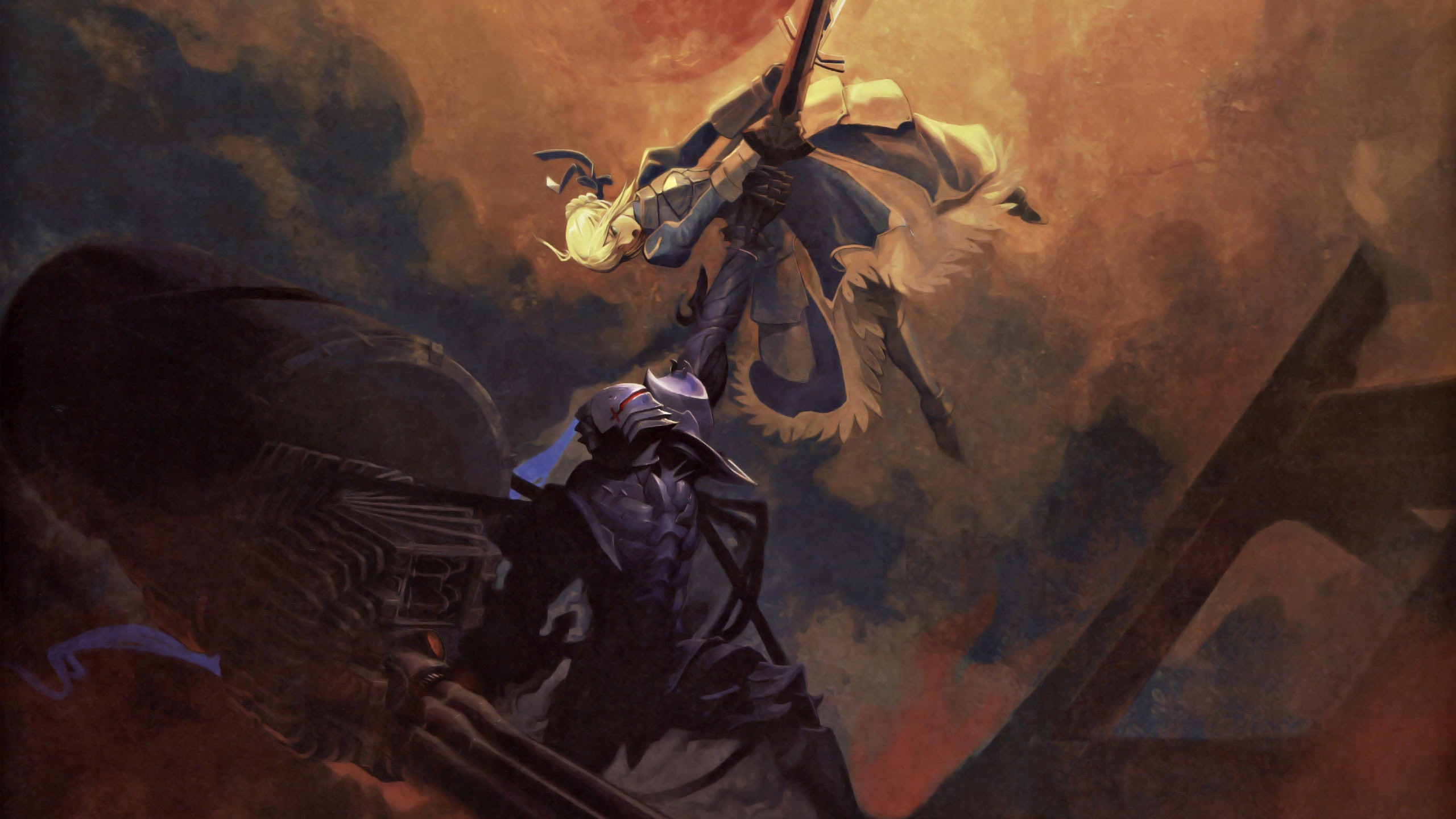 Fate Zero Wallpaper HD - WallpaperSafari