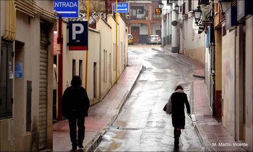 Calle del Colegio - Valdemoro - Aguanieve