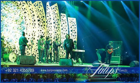 Annual Musical Evening PAF Base Lahore Event in Pakistan