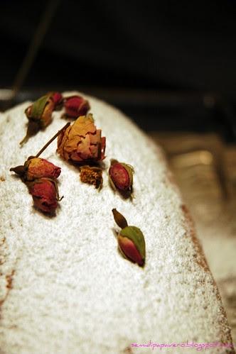 Cake acqua di rose 2