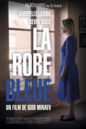 background picture for movie La robe bleue