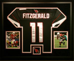 Jersey Framing Az Custom Sports Jersey Framing In Arizona