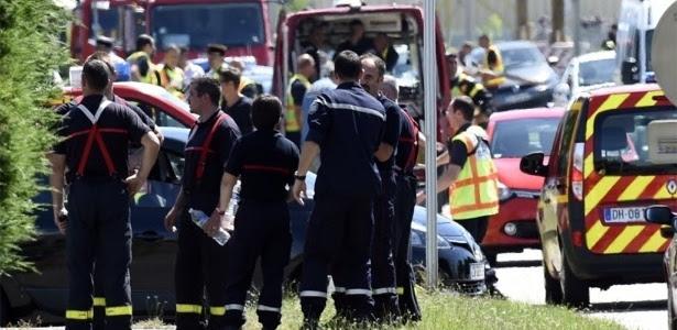 O crime aconteceu depois dos ataques de janeiro contra a revista Charlie Hebdo e um supermercado judeu em Paris, e deixou a França em alerta