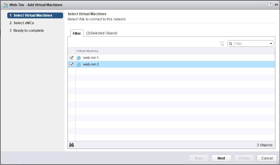 VMware NSX-Logical Switch Creation -5