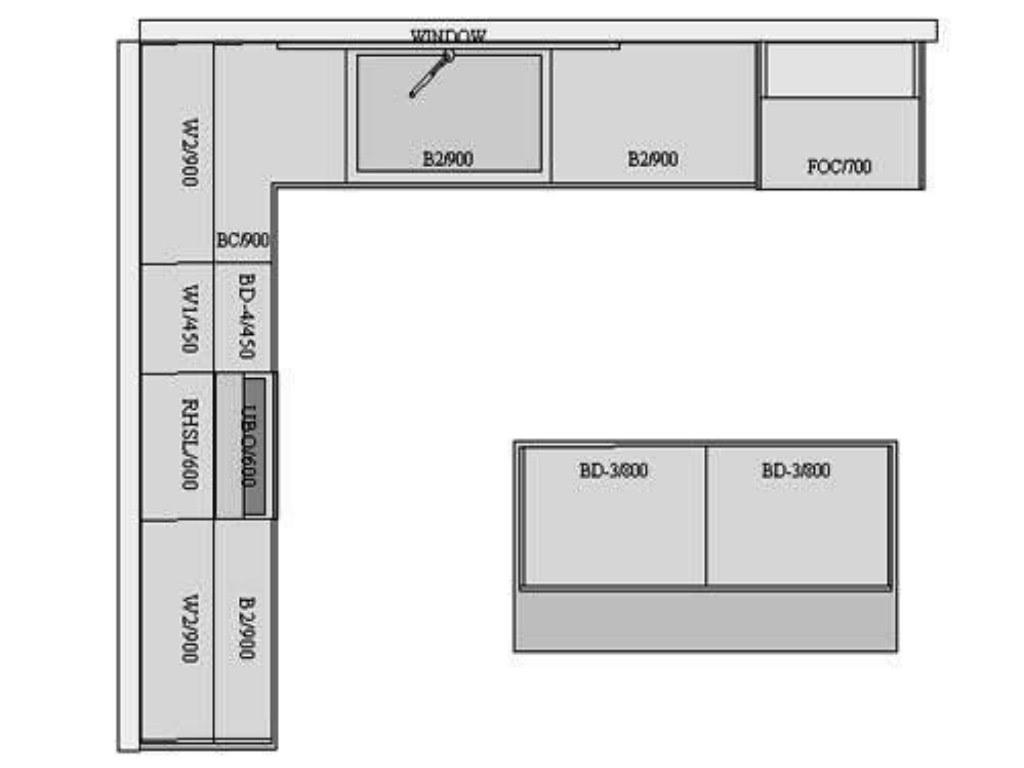 Kitchen Design And Layout Definition
