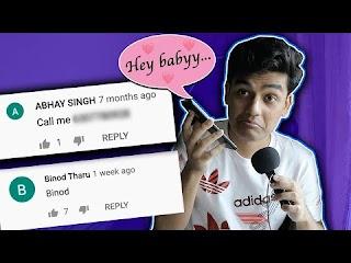 Binod Tharu : Binod Viral Memes In Hindi Download | Binod Memes Why In Hindi