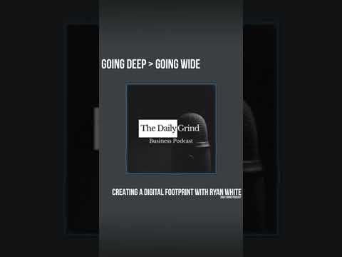 The Daily Grind: With Entrepreneur Ryan White [Clip Preview]