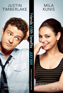Justin Timberlake And Mila Kunis Film