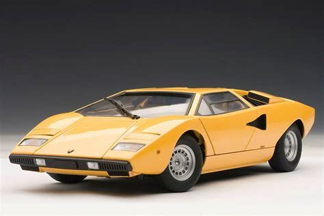 Lamborghini Countach Diecast 2017 / 2018 Cars Reviews