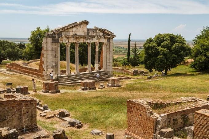 Η Απολλωνία, μία Ελληνική πόλη στην Ιλλυρική