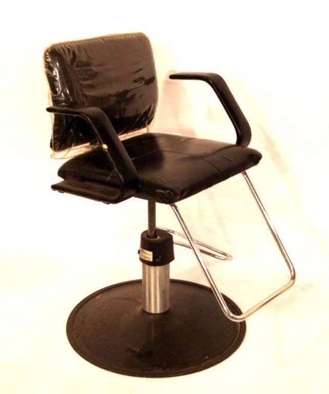 Beauty Salon Adjustable Styling Chair