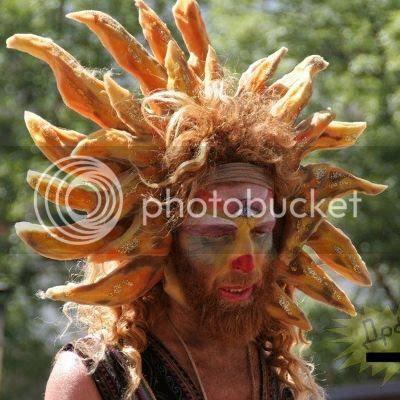 Homem Hippie