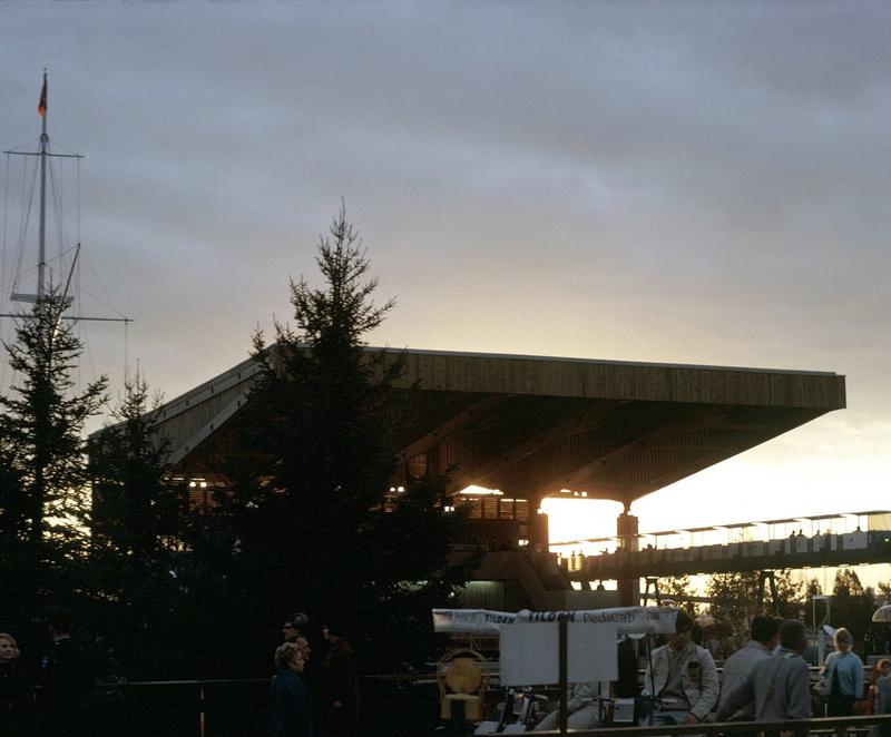 The Atlantic Provinces Pavilion (Expo 67)