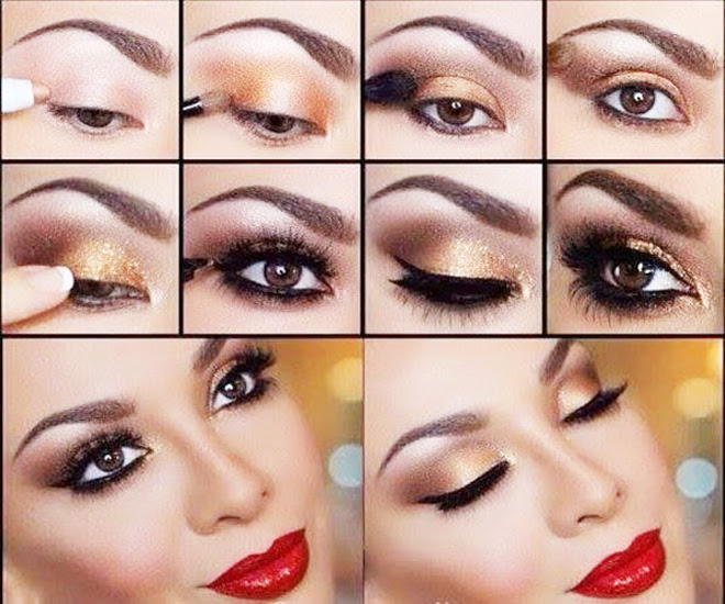 How To Do Bridal Makeup At Home In 10 Easy Steps!